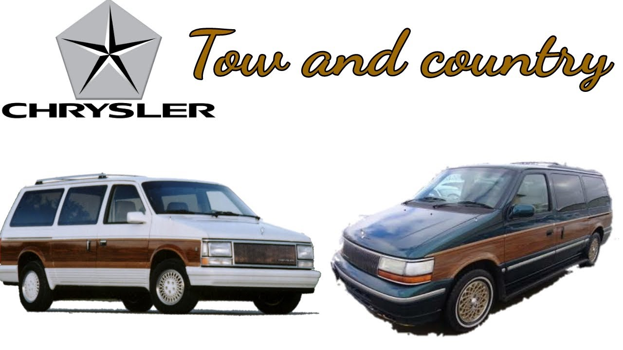 Chrysler Town & Country II 1990 - 1995 Minivan #2