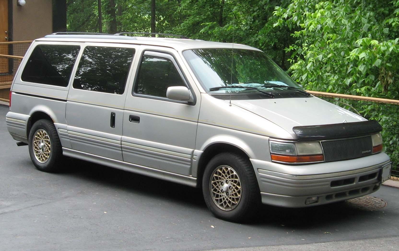 Chrysler Town & Country II 1990 - 1995 Minivan #4