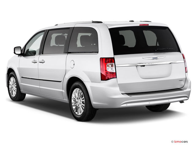 Chrysler Town & Country III 1995 - 2000 Minivan #1