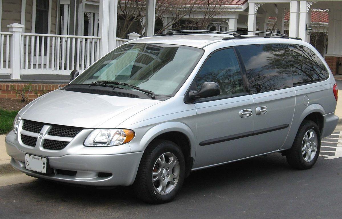 Chrysler Voyager Iv 2001 2004 Minivan Outstanding Cars