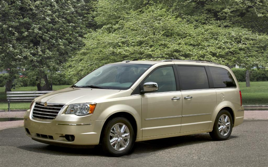 Chrysler Town & Country V 2007 - 2010 Minivan #3