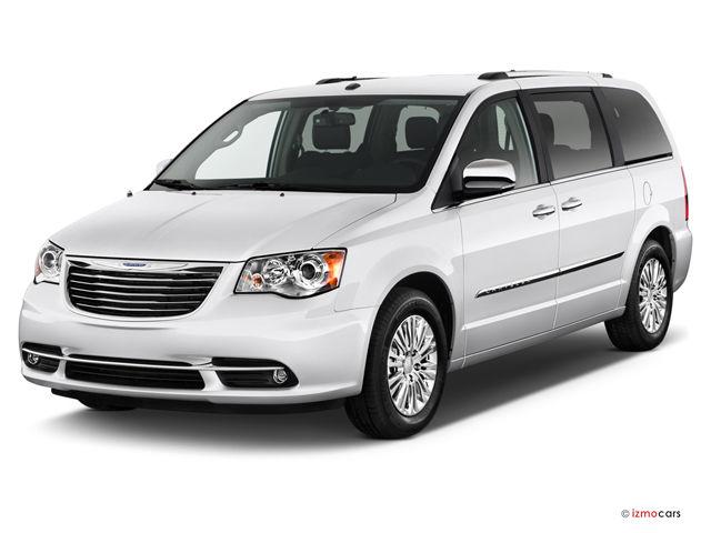 Chrysler Town & Country V 2007 - 2010 Minivan #5
