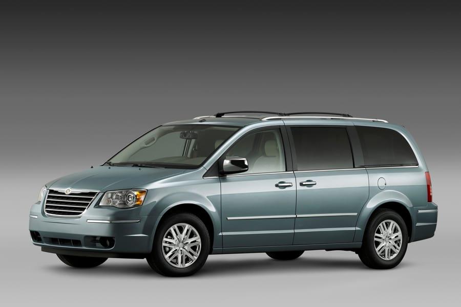 Chrysler Town & Country V 2007 - 2010 Minivan #6