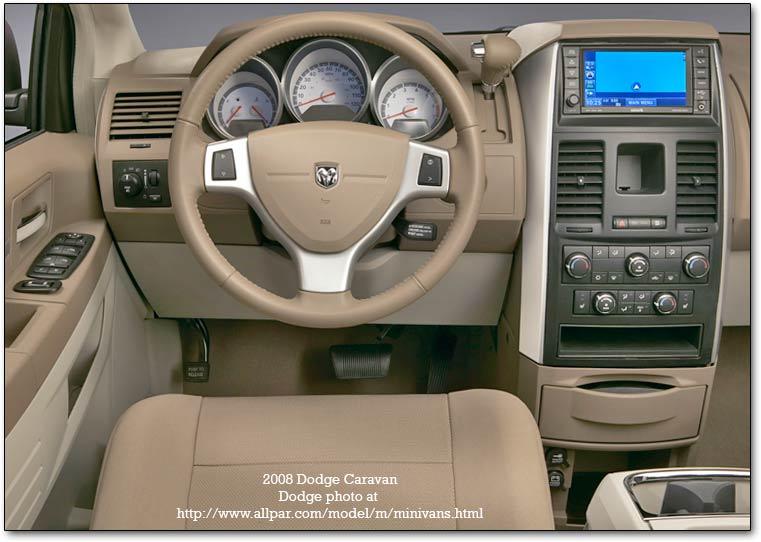 Chrysler Town & Country V 2007 - 2010 Minivan #4