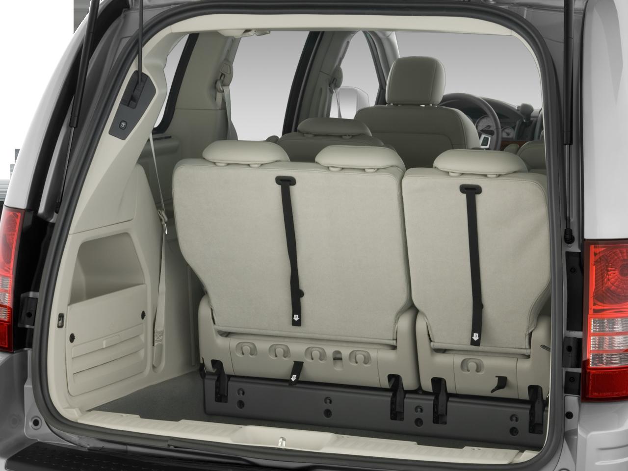 Chrysler Town & Country V 2007 - 2010 Minivan #2