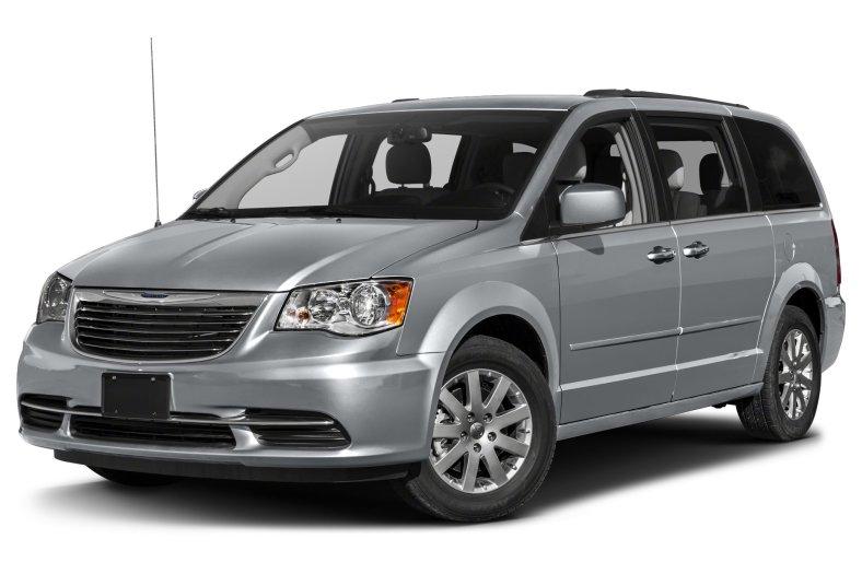 Chrysler Town & Country V Restyling 2010 - 2016 Minivan #6
