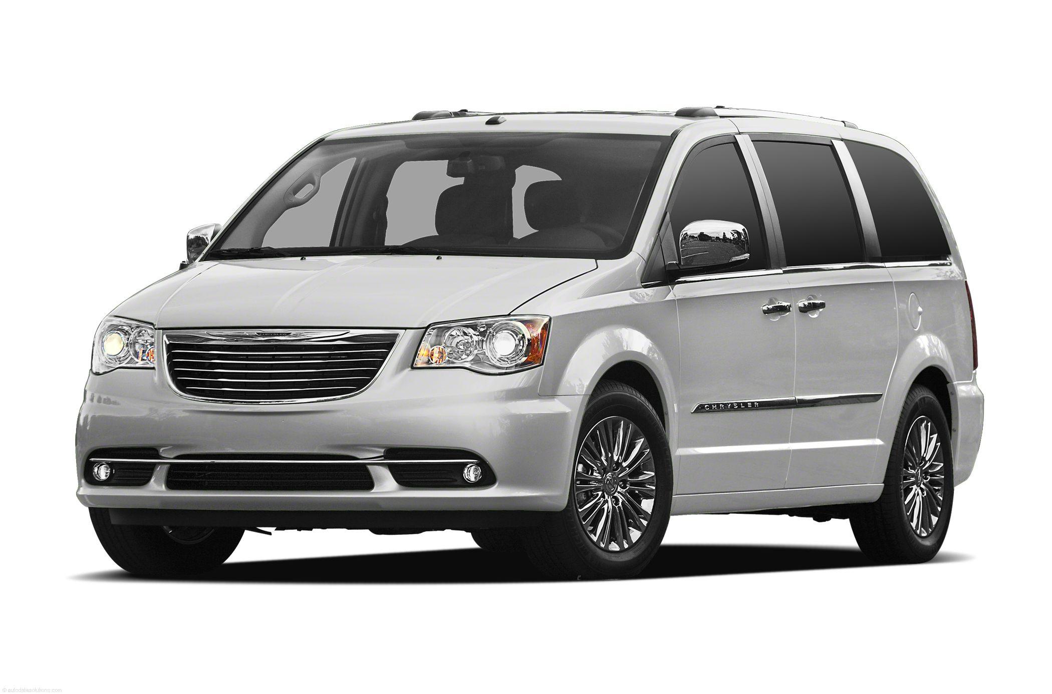 Chrysler Town & Country V Restyling 2010 - 2016 Minivan #1