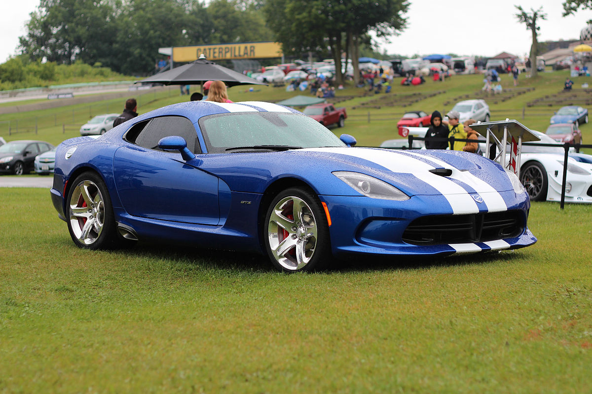 Dodge Viper V 2012 - now Coupe #8