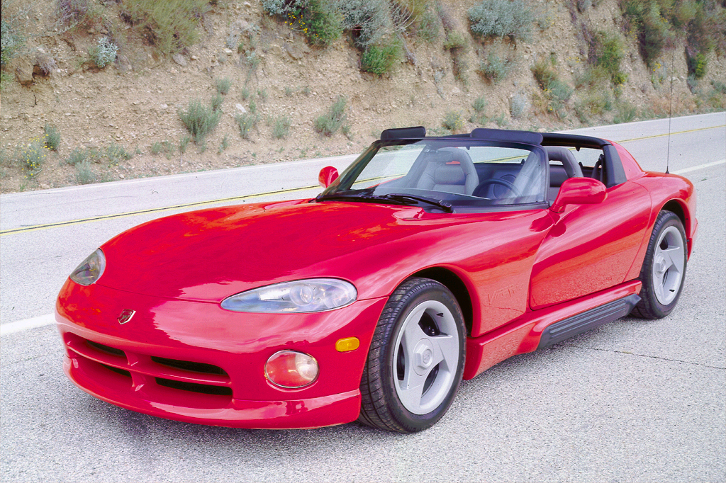 Dodge Viper I 1992 - 1995 Roadster :: OUTSTANDING CARS