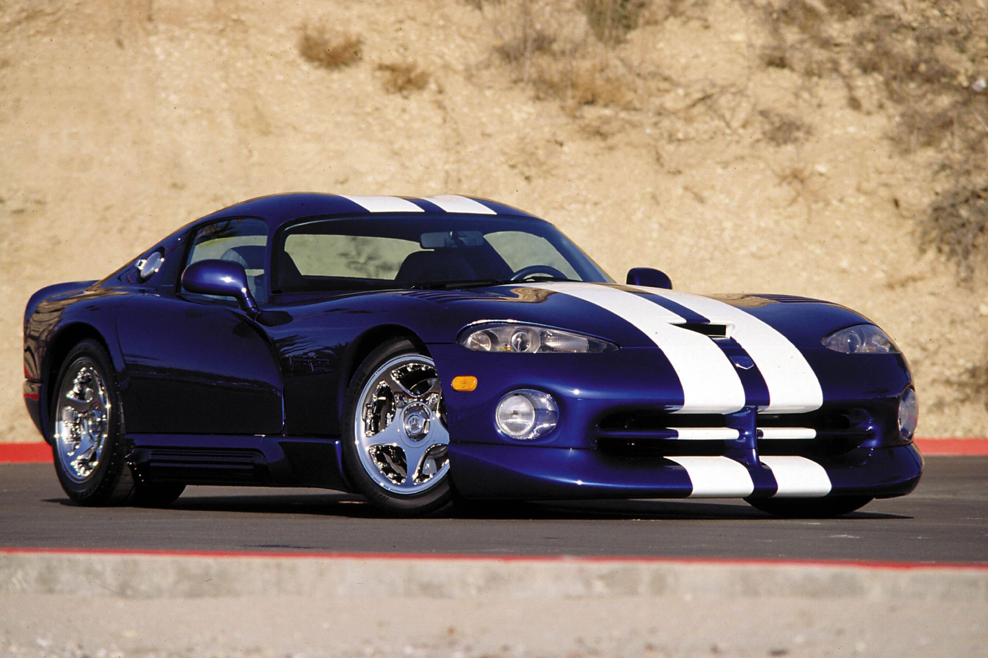Chrysler Viper 1992 - 2002 Coupe #2