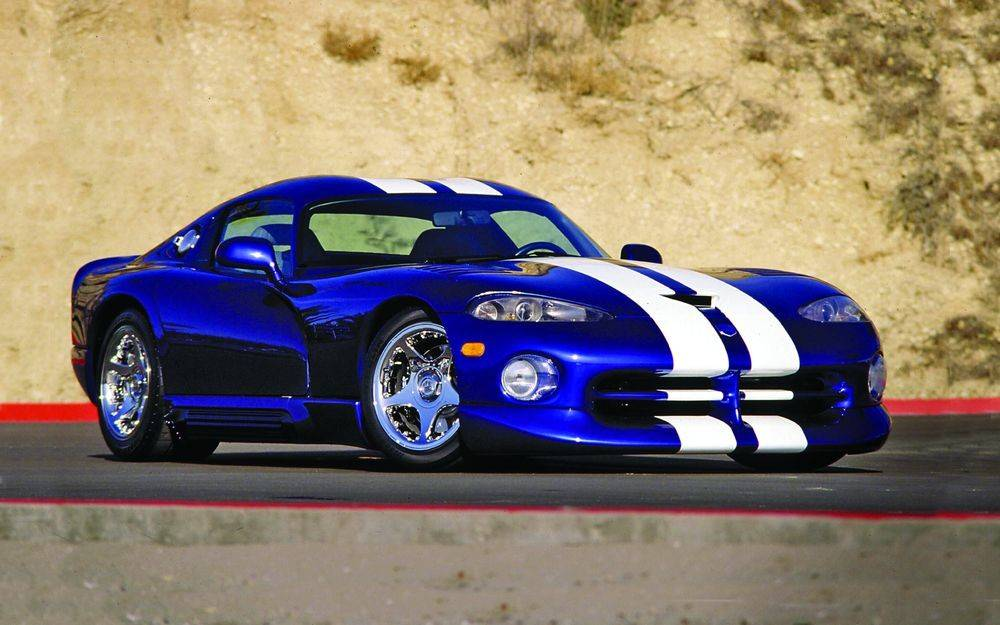 Chrysler Viper 1992 - 2002 Coupe #7