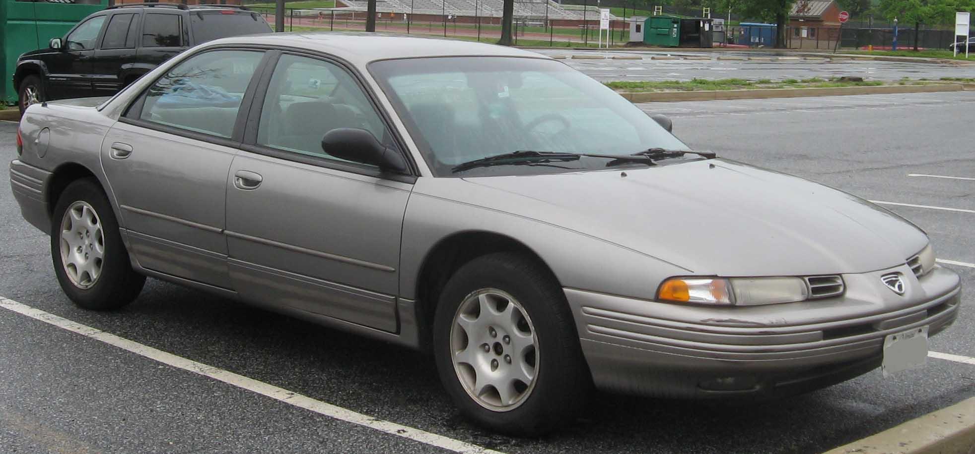 Chrysler Vision 1993 - 1997 Sedan #2