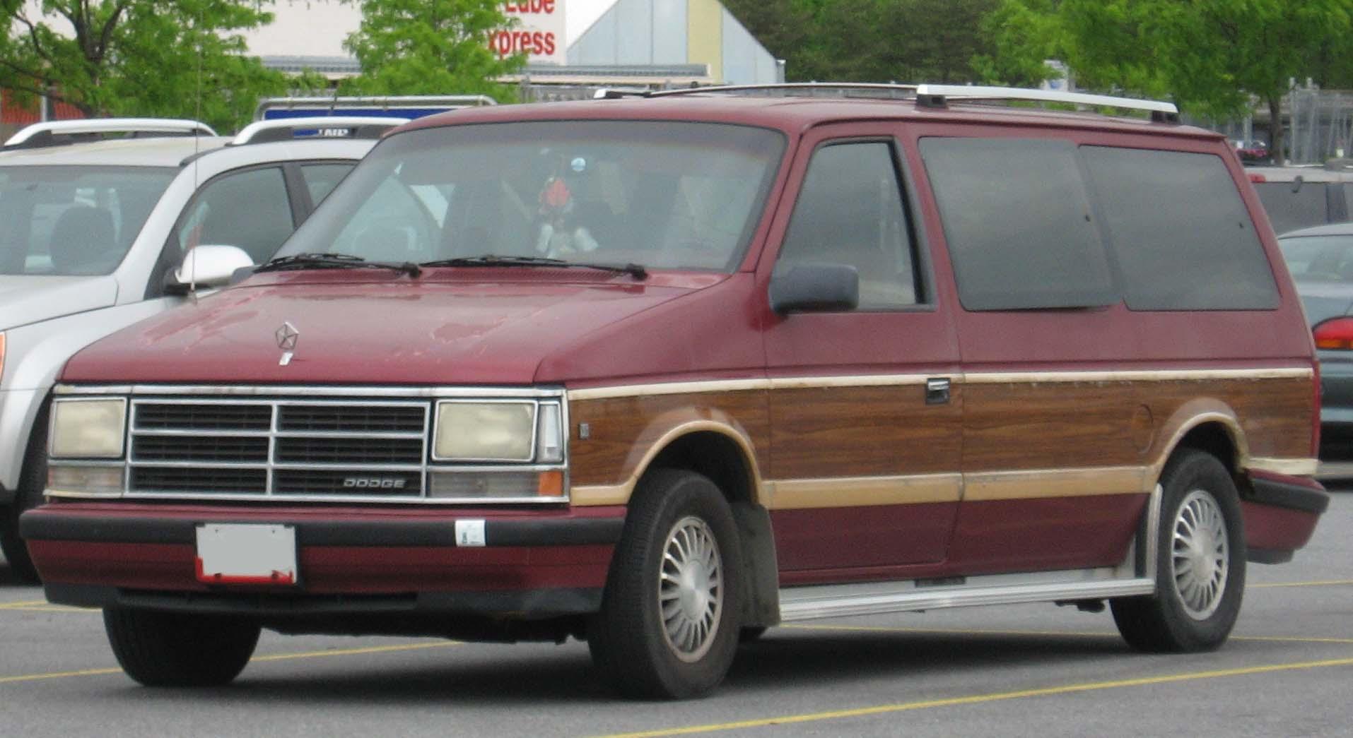 Chrysler Voyager I 1984 - 1990 Minivan #3