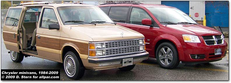 Chrysler Voyager I 1984 - 1990 Minivan #5