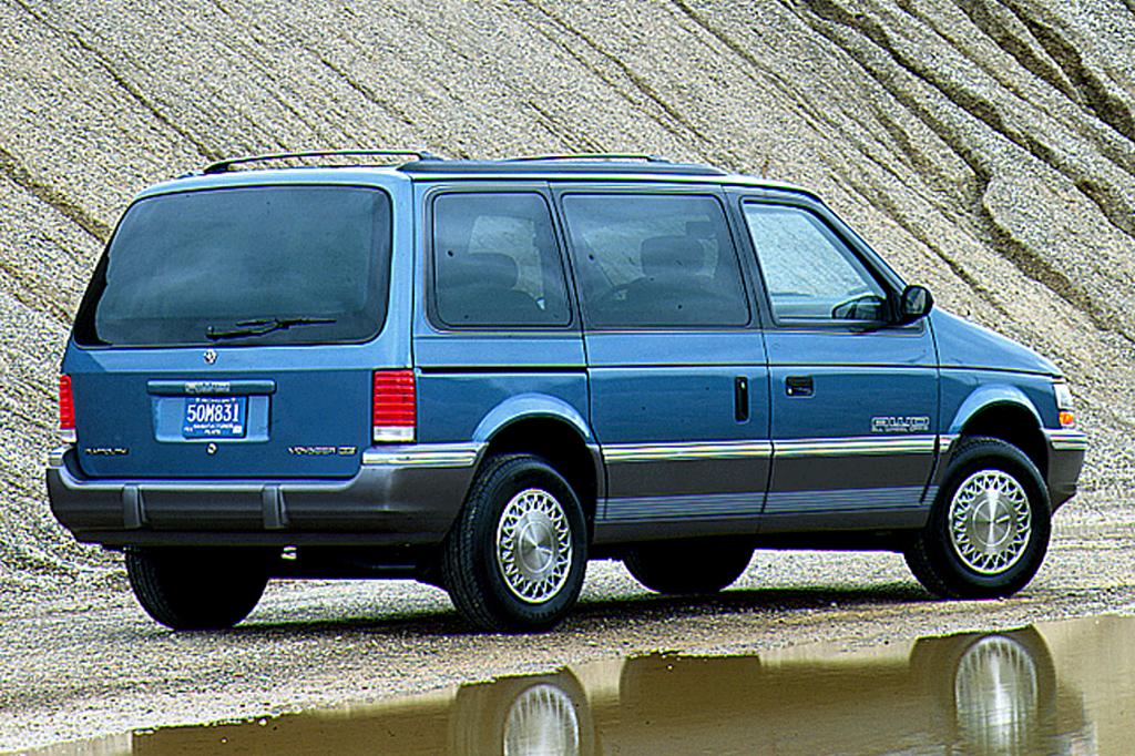 Chrysler Voyager II 1991 - 1995 Minivan #5