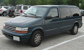 Chrysler Voyager III 1995 - 2001 Minivan #8