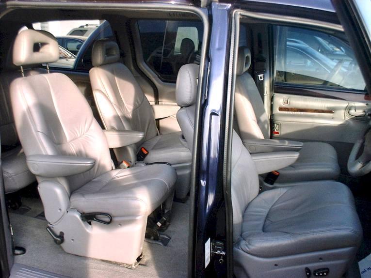 Chrysler Voyager III 1995 - 2001 Minivan #5