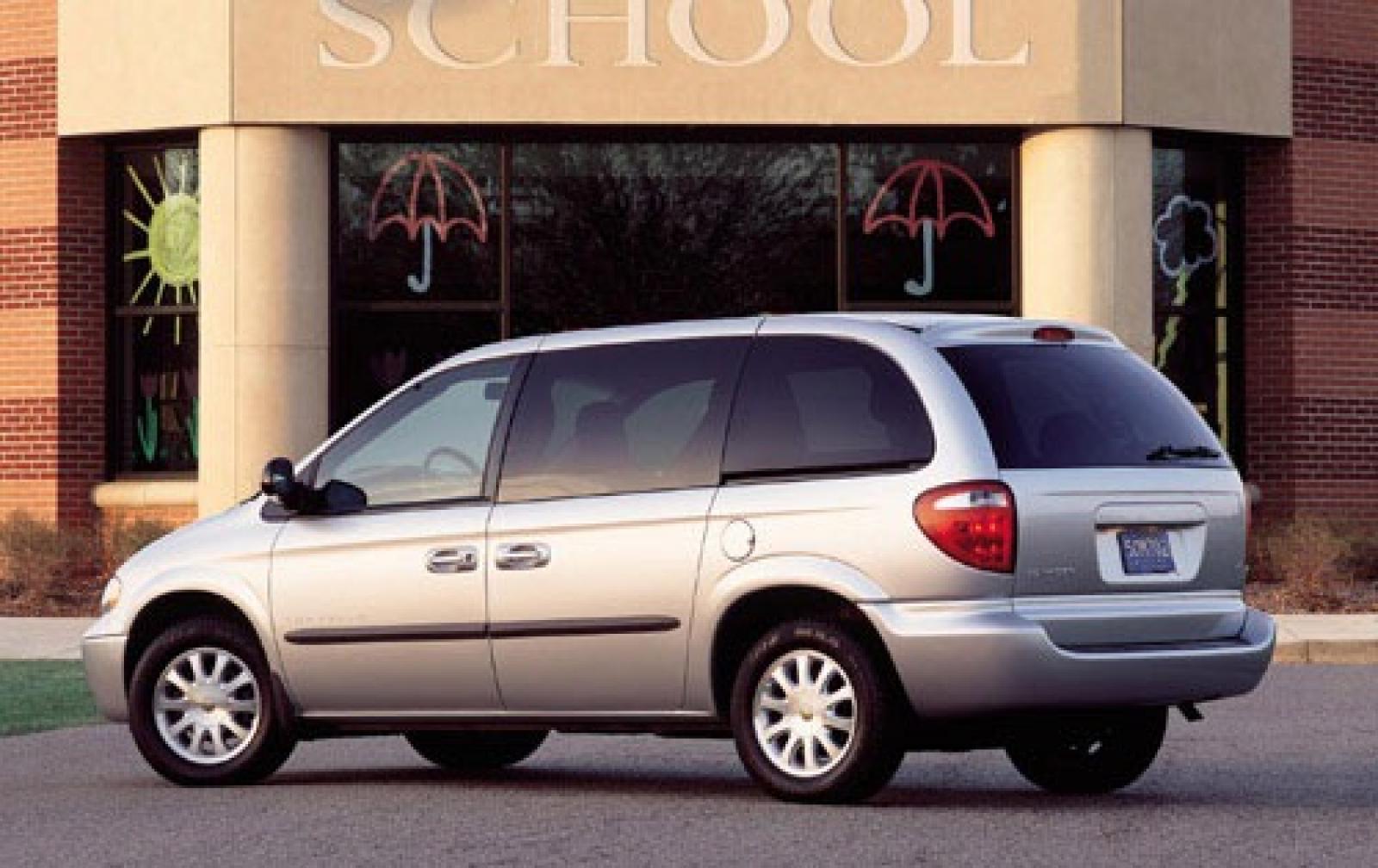 Chrysler Voyager IV 2001 - 2004 Minivan #7