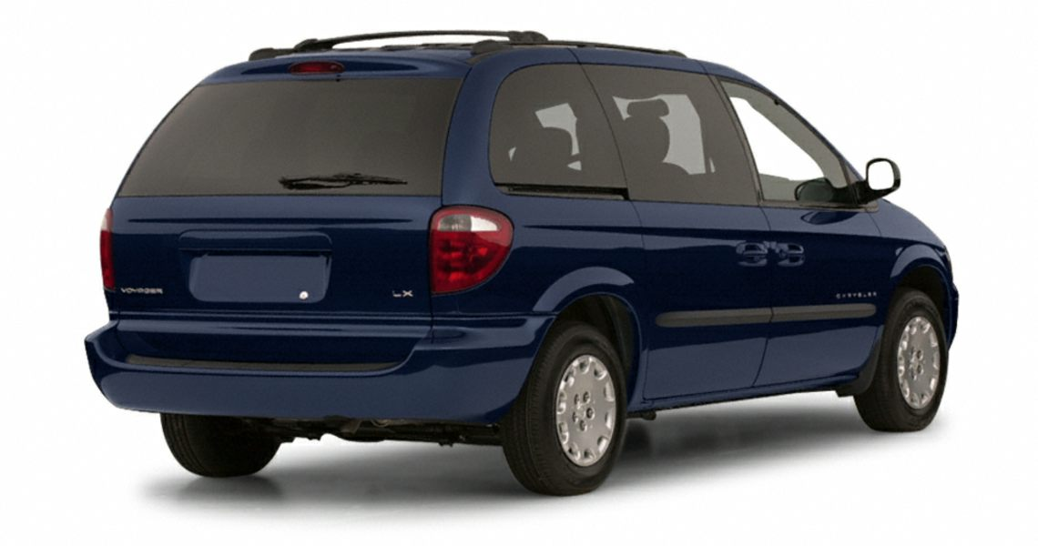 Chrysler Voyager IV 2001 - 2004 Minivan #8