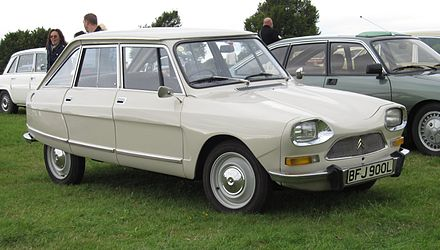 Citroen AMI 1961 - 1978 Station wagon 5 door #1