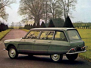 Citroen AMI 1961 - 1978 Station wagon 5 door #3