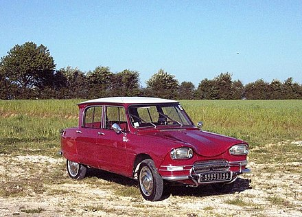 Citroen AMI 1961 - 1978 Station wagon 5 door #6