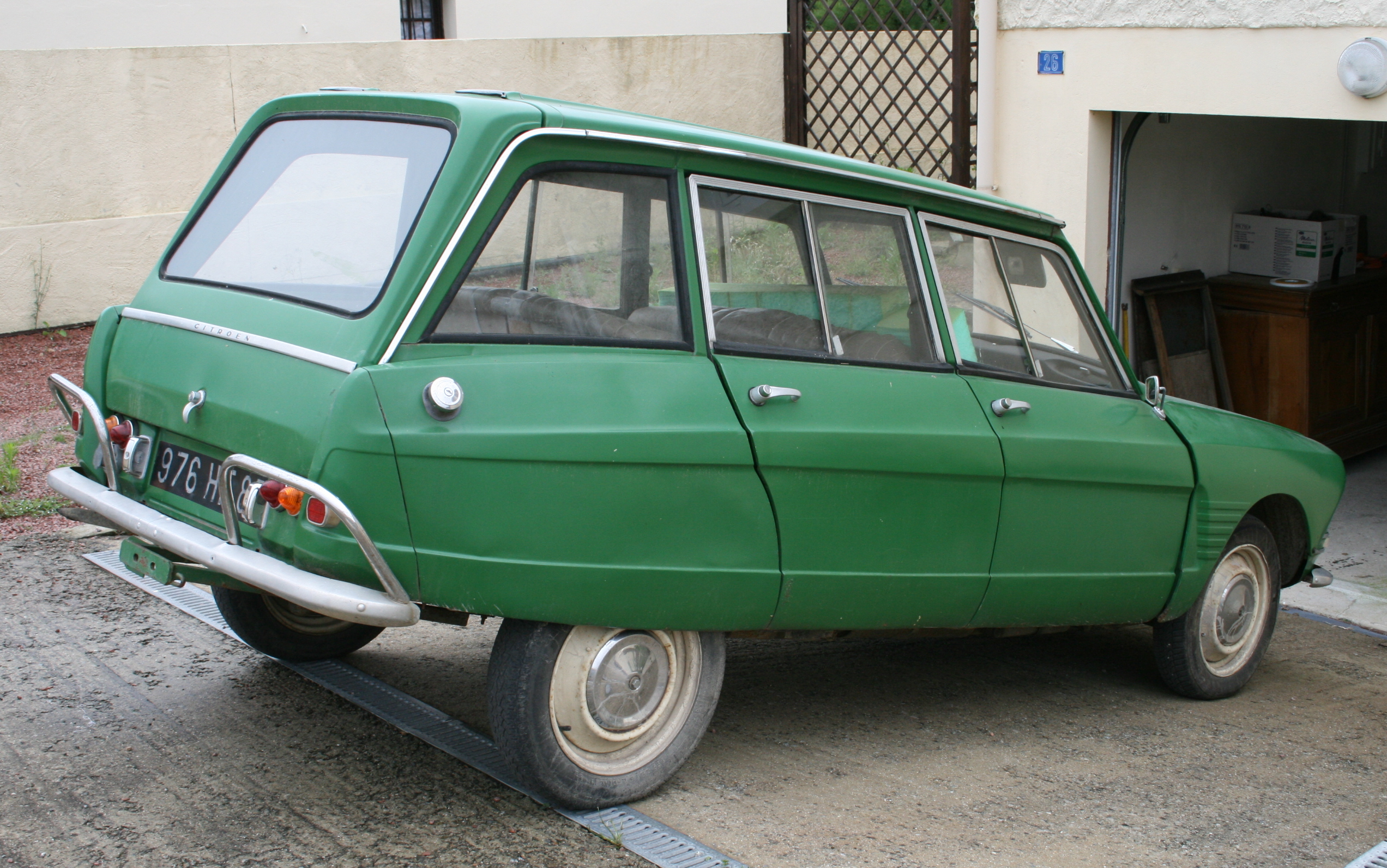 Citroen AMI 1961 - 1978 Station wagon 5 door #2
