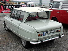 Citroen AMI 1961 - 1978 Station wagon 5 door #8