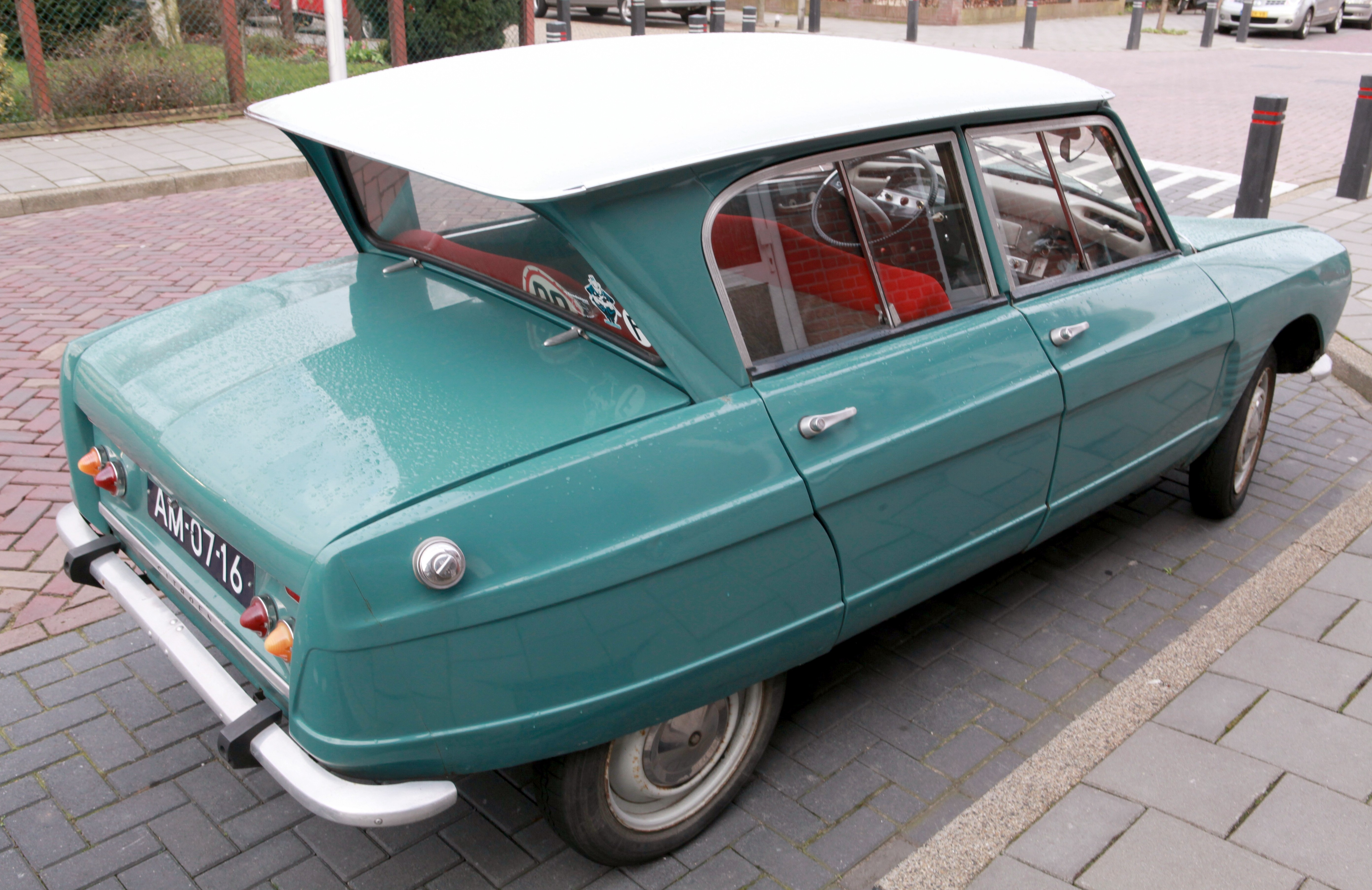 Citroen AMI 1961 - 1978 Station wagon 5 door #4