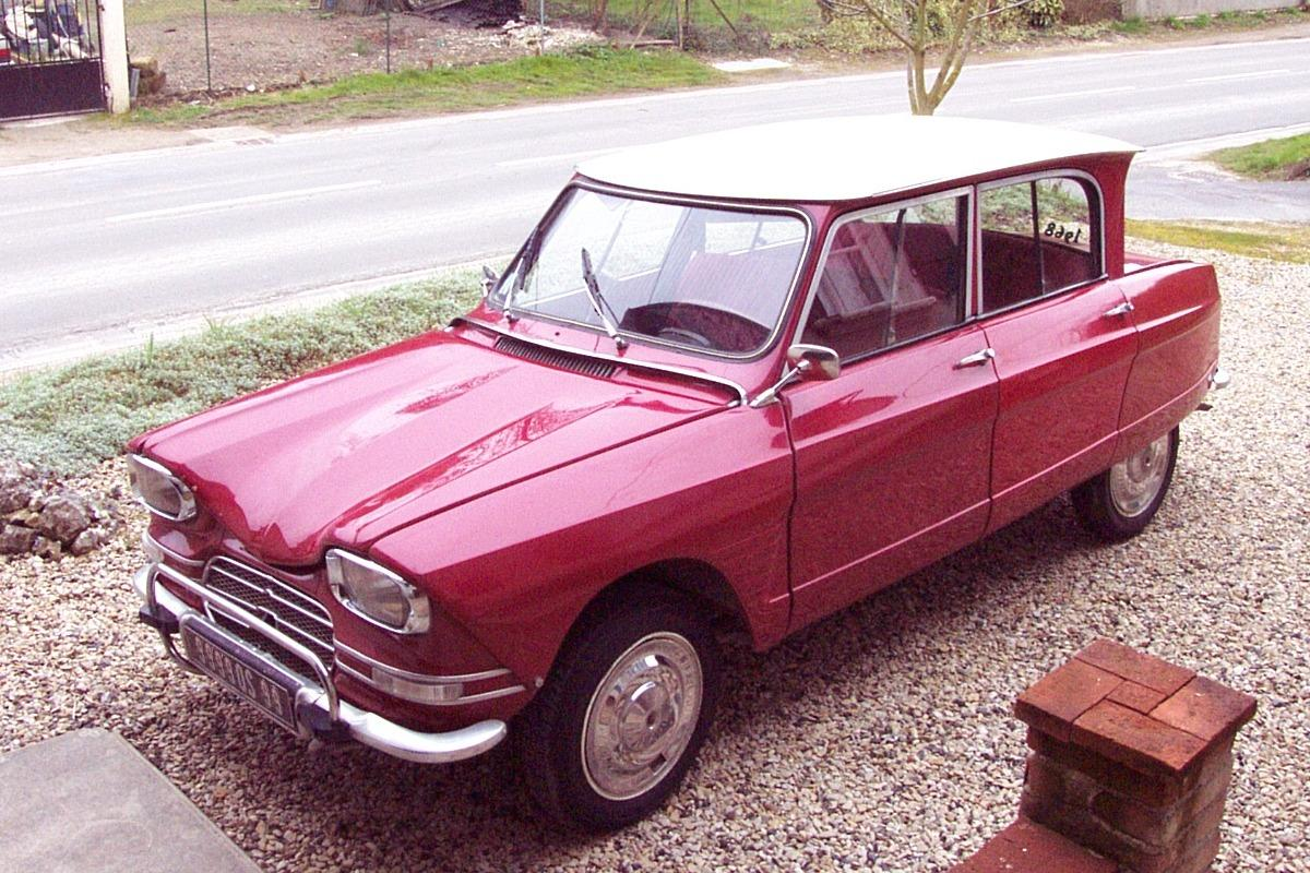 Citroen AMI 1961 - 1978 Station wagon 5 door #5
