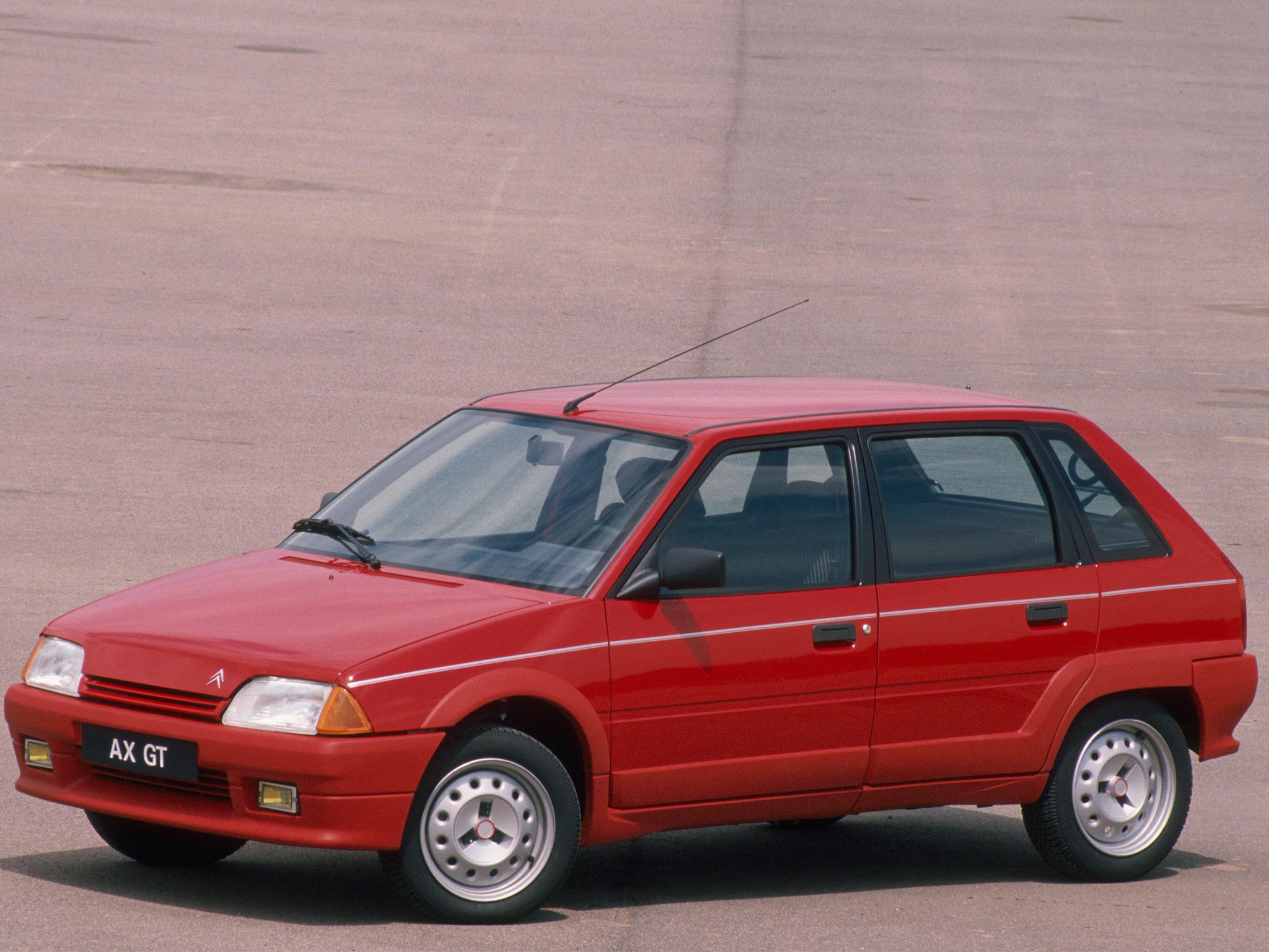 Citroen AX 1986 - 1998 Hatchback 3 door #2