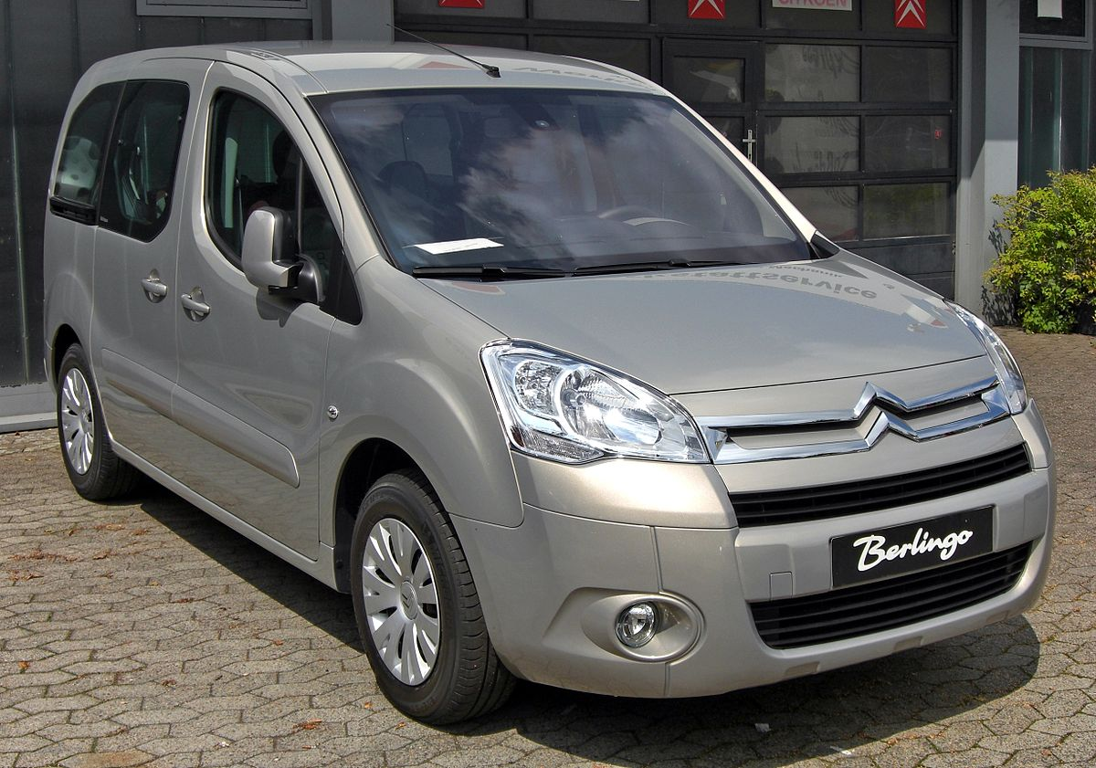 Citroen Berlingo II Restyling 2 2015 - now Compact MPV #1