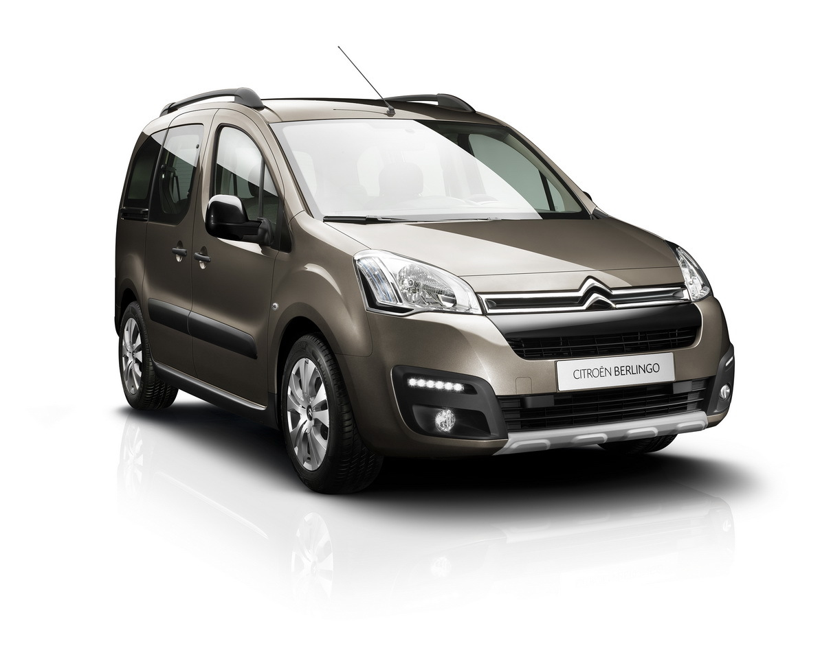 Peugeot Partner II Restyling 2 2015 - now Compact MPV #4