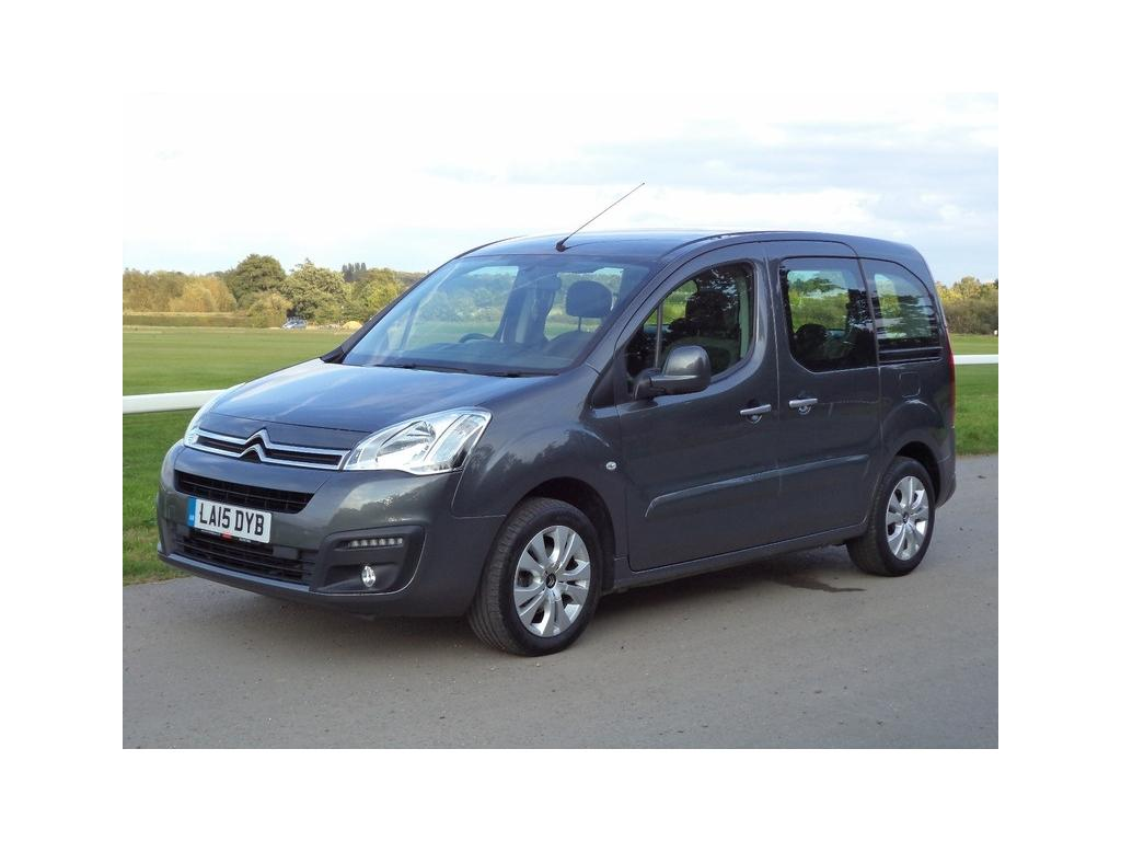 Citroen Berlingo II Restyling 2 2015 - now Compact MPV #8