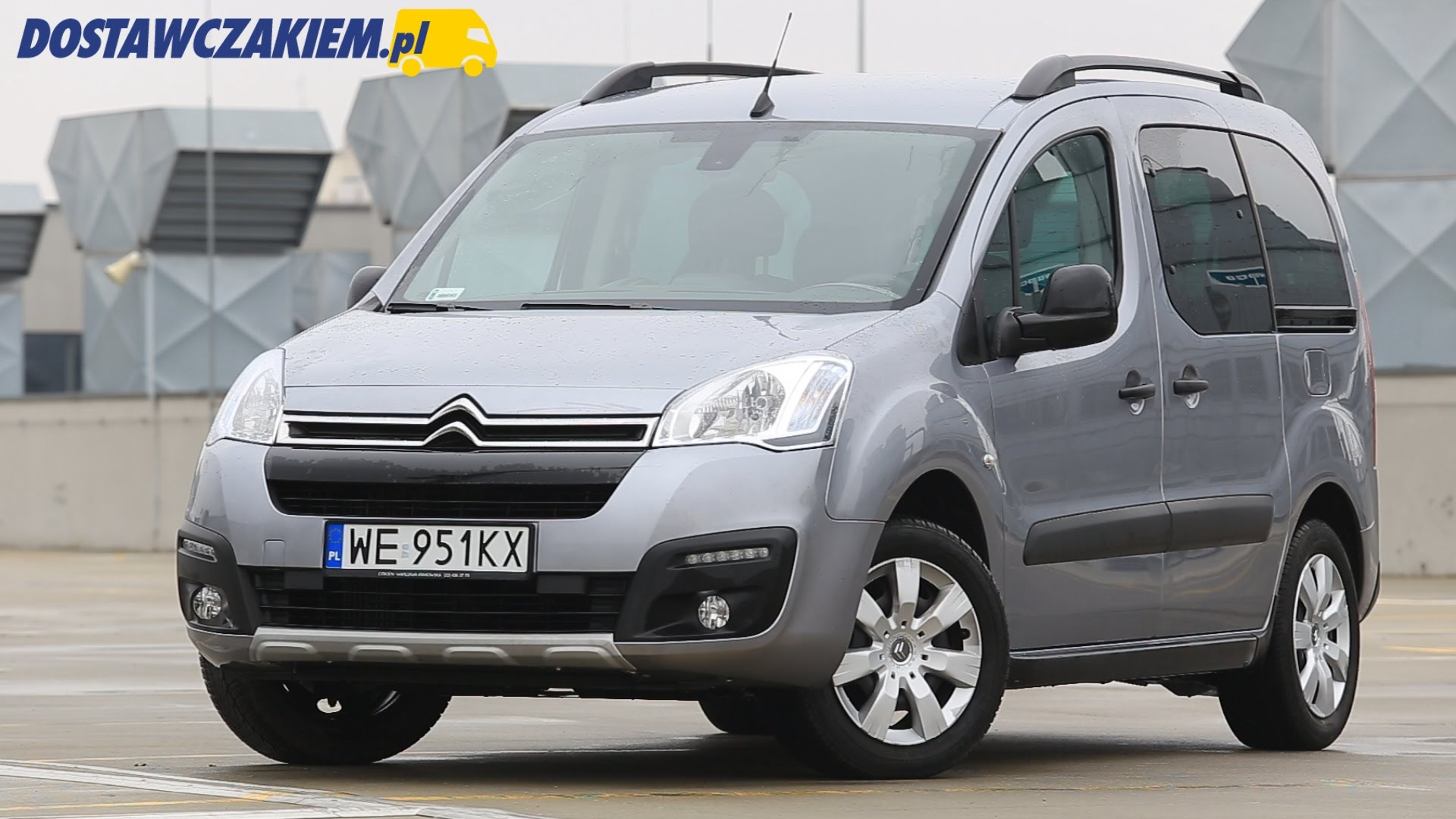 Citroen Berlingo II Restyling 2 2015 - now Compact MPV #5