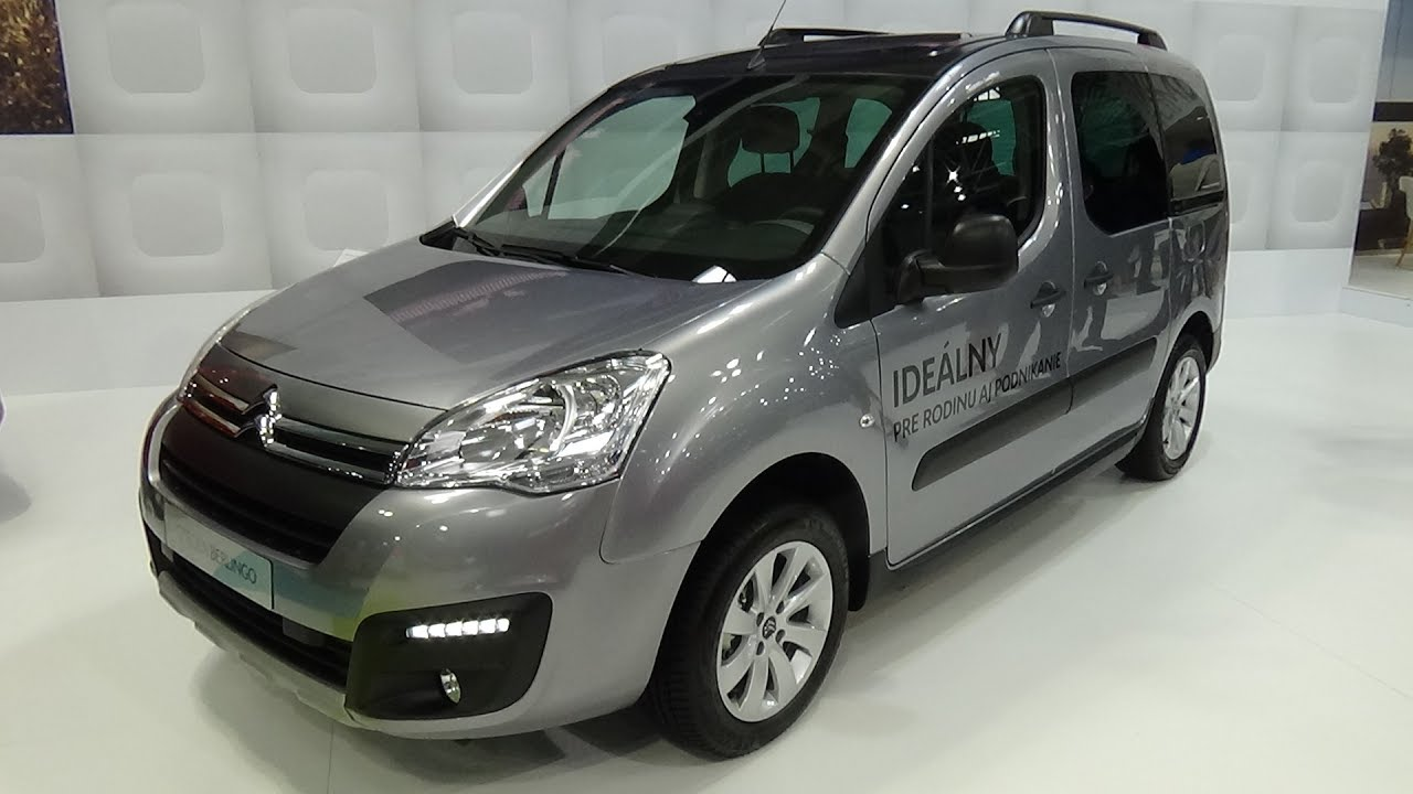 Citroen Berlingo II Restyling 2 2015 - now Compact MPV #2
