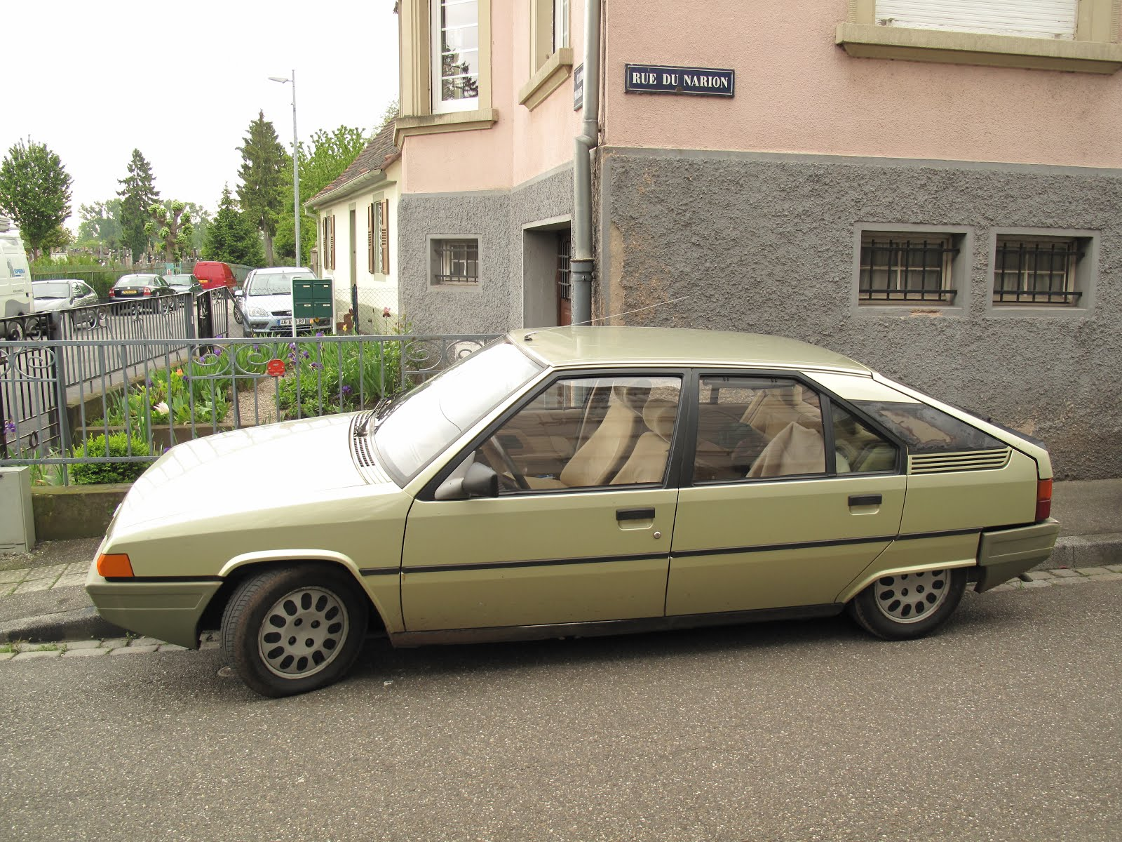 Citroen BX 1982 - 1994 Hatchback 5 door #7