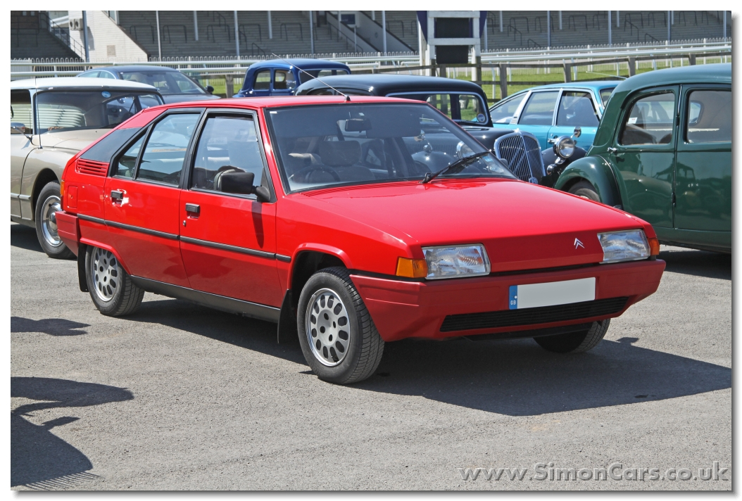 Citroen BX 1982 - 1994 Hatchback 5 door #4