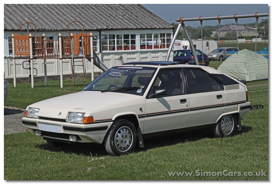 Citroen BX 1982 - 1994 Hatchback 5 door #3