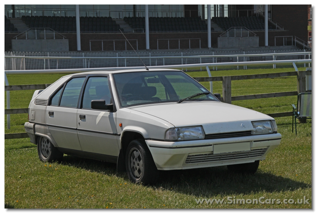 Citroen BX 1982 - 1994 Hatchback 5 door #2