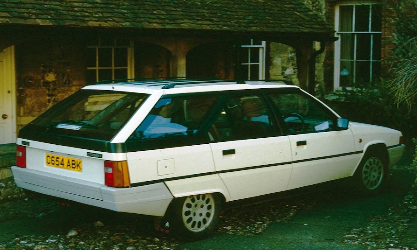 Citroen BX 1982 - 1994 Station wagon 5 door #4