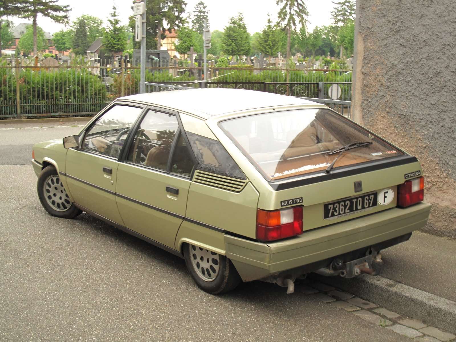 Citroen BX 1982 - 1994 Hatchback 5 door #6