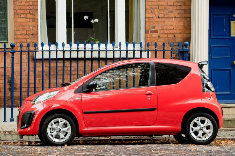 Citroen C1 I Restyling 2 2012 - 2014 Hatchback 3 door #7