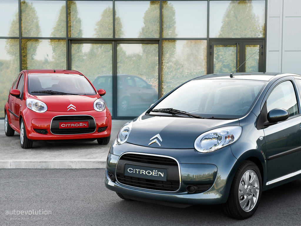 Citroen C1 I Restyling 2 2012 - 2014 Hatchback 3 door #6