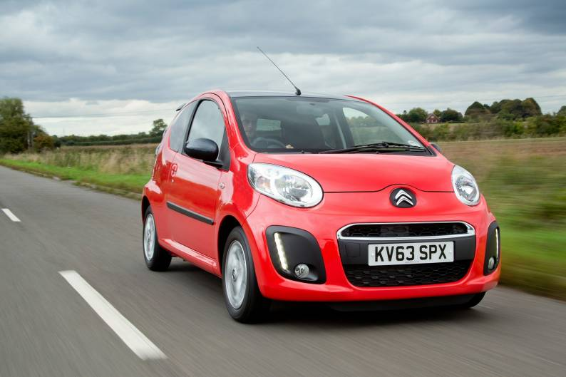 Citroen C1 I Restyling 2 2012 - 2014 Hatchback 3 door #4
