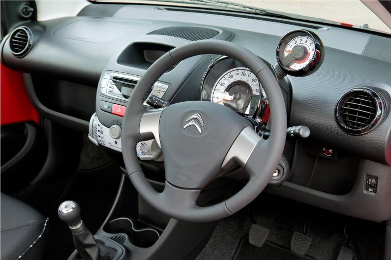 Citroen C1 I Restyling 2 2012 - 2014 Hatchback 3 door #1