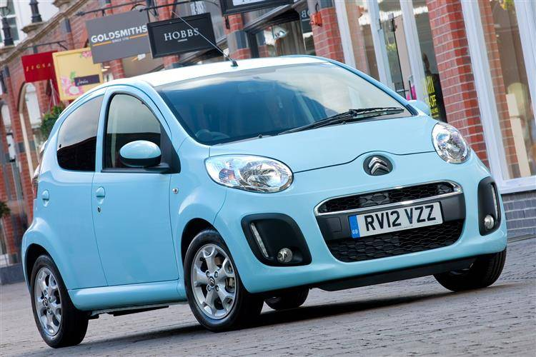 Citroen C1 I Restyling 2 2012 - 2014 Hatchback 3 door #8