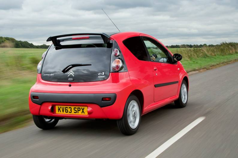 Citroen C1 I Restyling 2 2012 - 2014 Hatchback 5 door #1