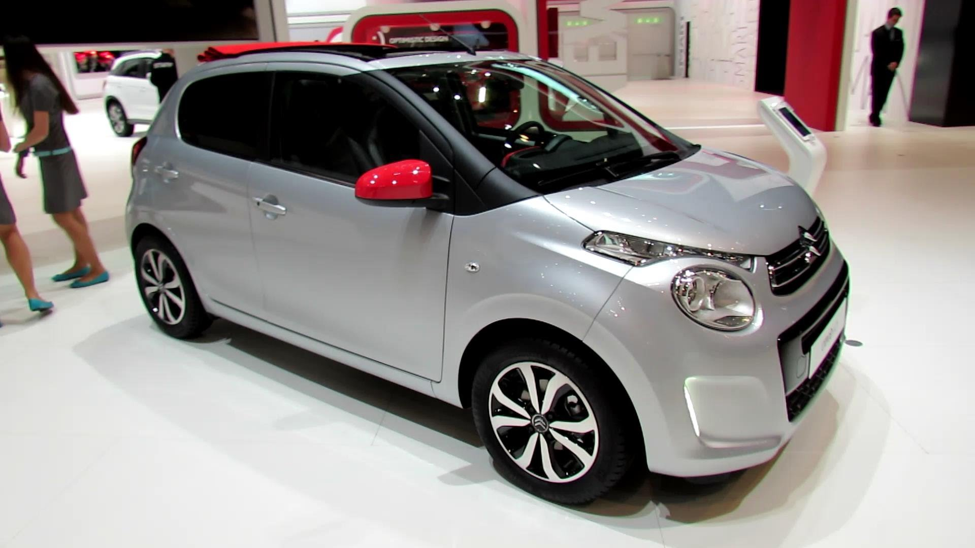 Citroen C1 II 2014 - now Hatchback 3 door #5
