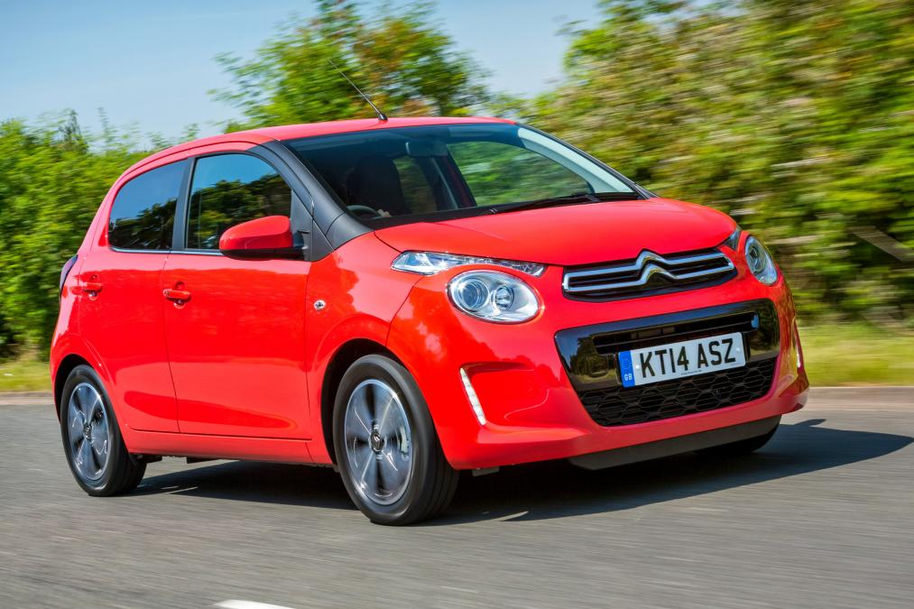 Citroen C1 II 2014 - now Hatchback 3 door #3